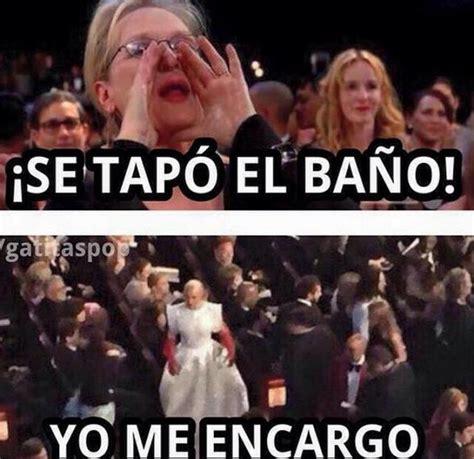 Oscars Memes - lady gaga y meryl streep se llevan los memes del oscar