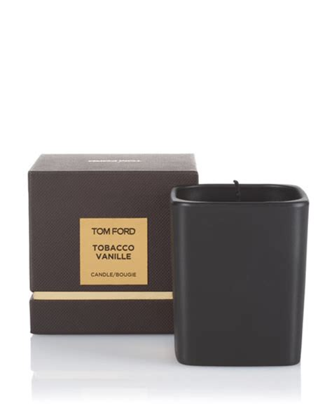 candele ford tom ford fragrance tobacco vanille candle