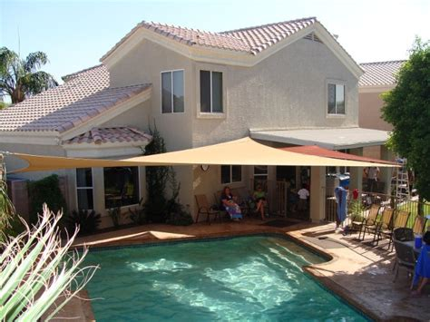 shade sails backyard add patio shade or cover an outdoor area be sure to get in