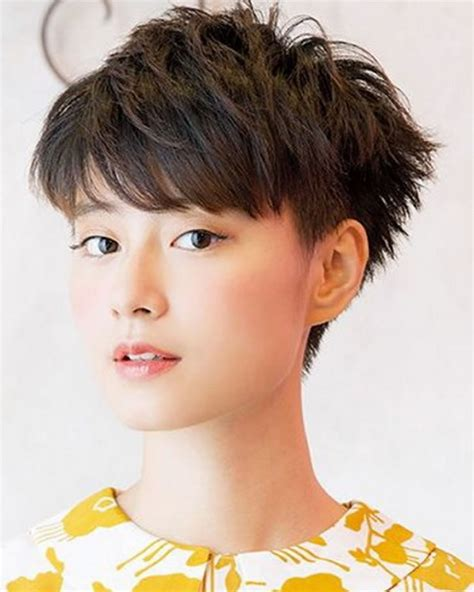 hairstyles for pixie haircuts for asian women 18 best short hairstyle