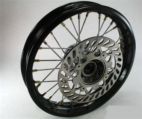 Pit On Wheels Pit Bike 17 Quot Front Wheel Trc 2601 Wheels Parts Pit