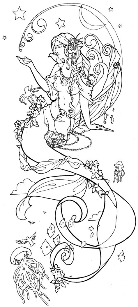 coloring book pages pinterest realistic mermaid coloring pages coloring pages