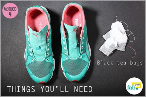 stop slippers smelling how to remove smell from shoes using tea bags style guru