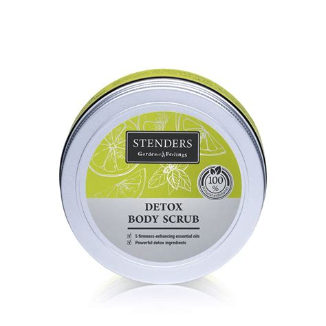 Detox Scrub by Stenders Detox Scrub Douglas Lv