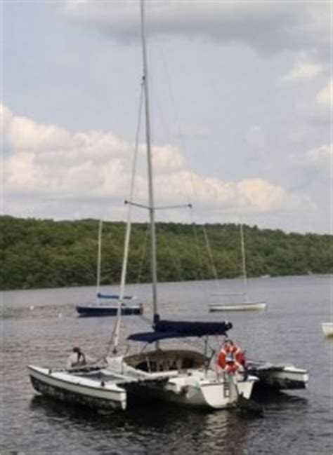 trimaran boat names haines hunter tr trailer tri for sale small trimarans