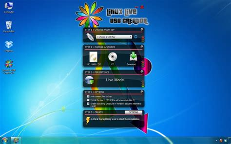 linux  usb creator install linux   bootable usb