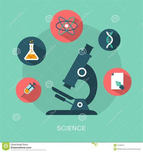 imagenes sorprendentes de la ciencia ejemplo del concepto de la ciencia del vector ilustraci 243 n