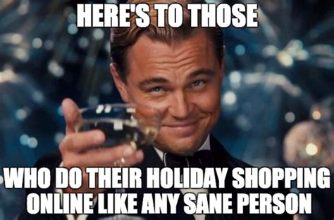 Christmas Shopping Meme - how to stay sane while holiday shopping life amateur