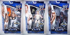 Dolcemodz star set 20 wwe mattel elite mark henry