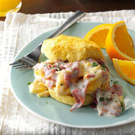 eggsquisite breakfast casserole recipe taste of home