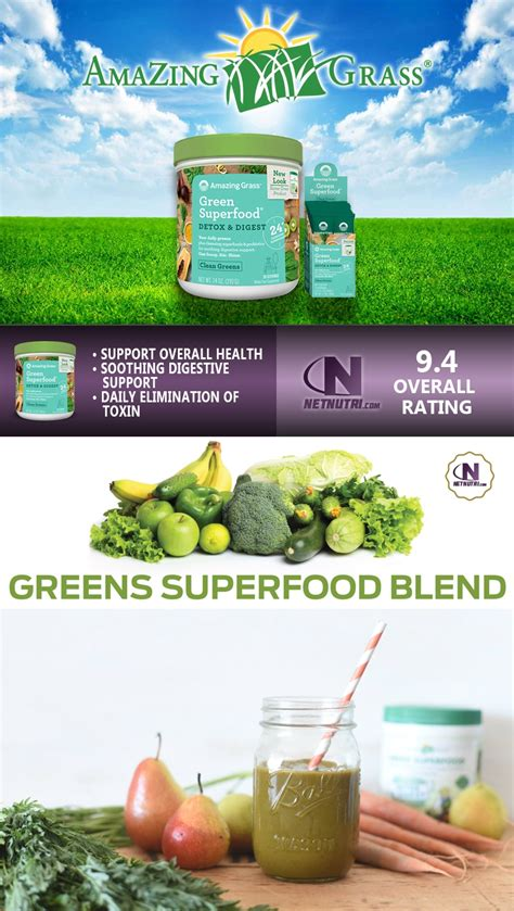 Amazing Grass Green Superfood Detox And Digest Reviews by Detox And Digest Green Superfood Amazing Grass Detox And