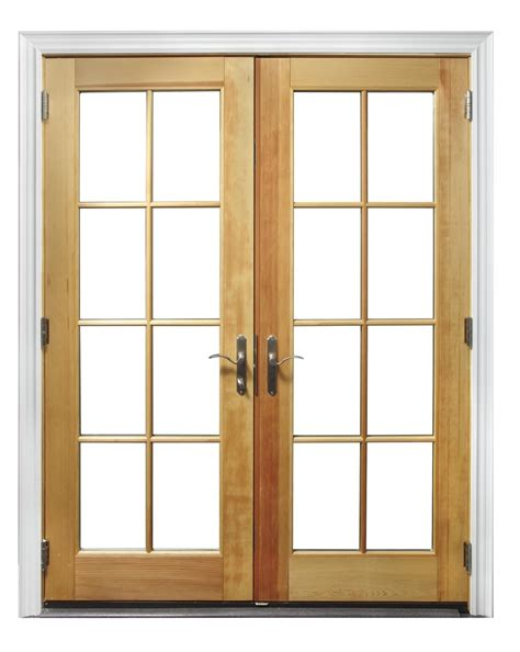 Patio Door Frame White Wooden Glass Door Frames For Patio Door And Exposed Brick Wall Panel