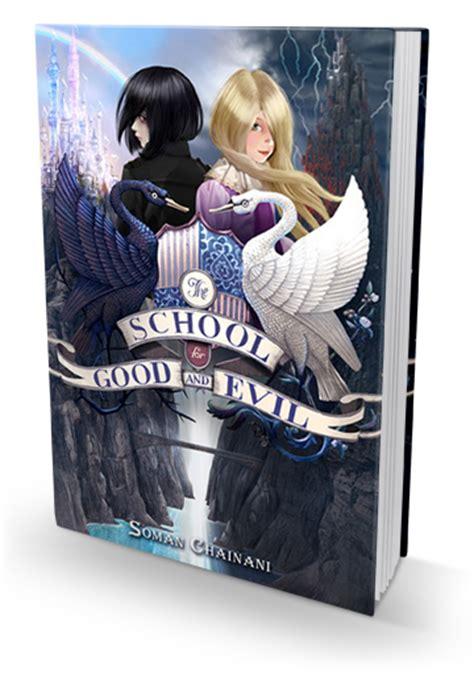 School For Evil 4 Soman Chainani review novel the school for and evil waktunya untuk sheren