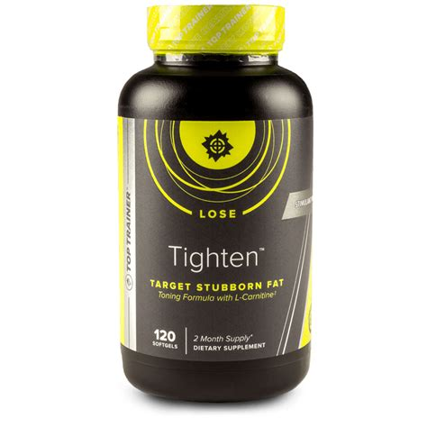 Reset Detox Stack by Tighten Toning Supplement From Top Trainer