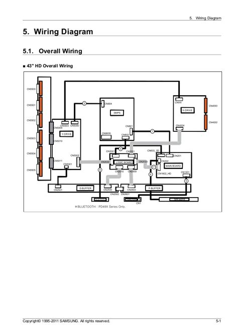 tv wiring schematic 55 samsung tv wiring diagram tv free printable wiring diagrams