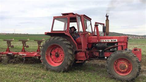 volvo tractor traktor volvo bm
