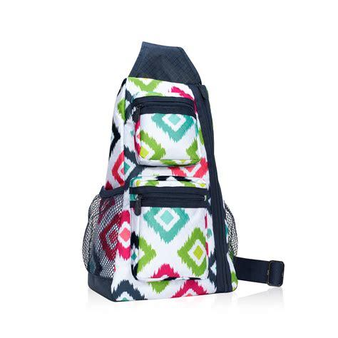 Thermal Bag Sling Owl 1 corners sling back bag thirty one gifts
