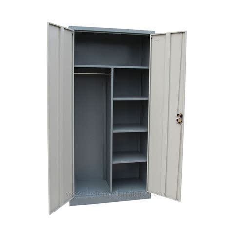 metal wardrobe cabinet luoyang hefeng furniture - Metal Wardrobe Cabinets