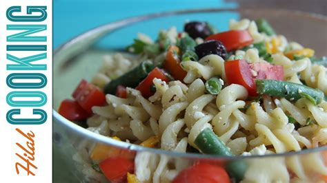greek pasta salad the blond cook greek pasta salad