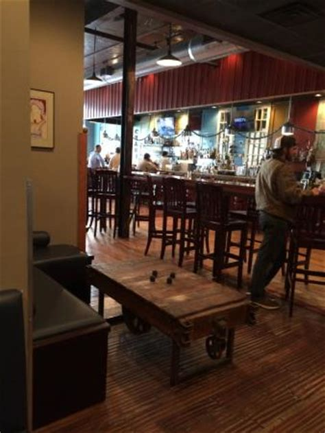 Hutch Restaurant Dining Room View Picture Of Hutch Harris Pub Winston