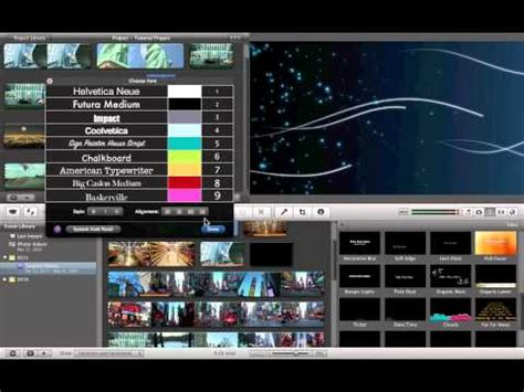 tutorial imovie 11 español pdf basic video editing in imovie part 2 lessonpaths