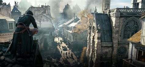 assassin s creed unity s concept art won t get any complaints from us vg247 assassin s creed 174 unity game trailer ubisoft us