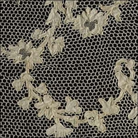 lace pattern types characteristics of the different types of lace