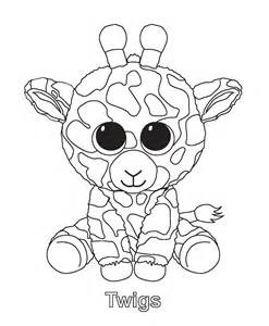 beanie boo coloring pages free coloring pages of beanie boo cats