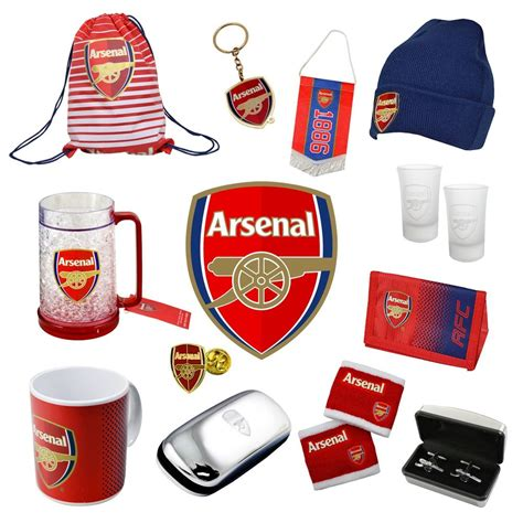 arsenal gifts arsenal official football club merchandise gift xmas