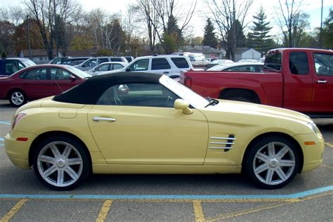 2010 Chrysler Crossfire by Hey There S A Cool Car Chrysler Crossfire Convertible