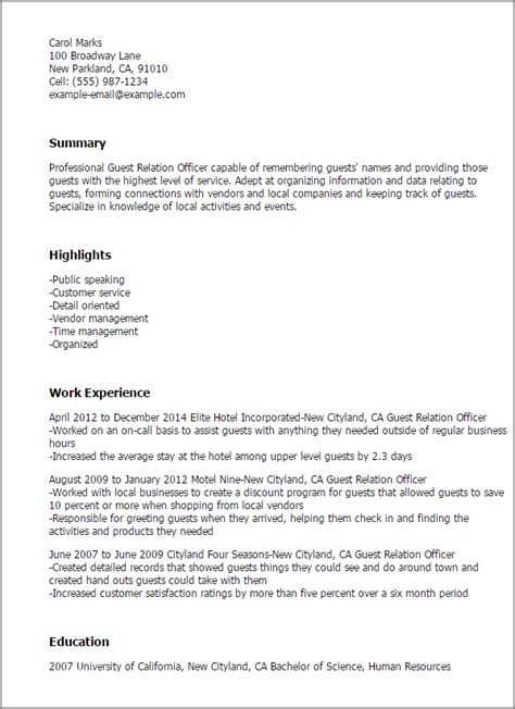 Pr Officer Cover Letter by Sle Cover Letter For Relations Officer Cover Letter Templates