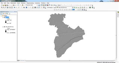 arcgis cartography tutorial realizare hillshade arcgis 10