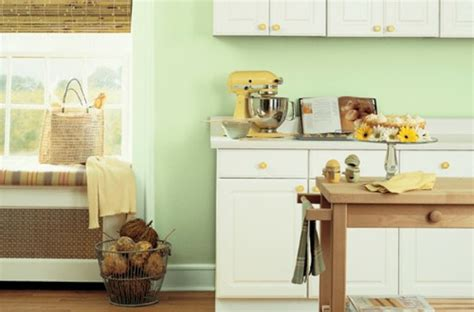 farbe wandgestaltung k 252 che - Kleine Küche Umgestalten