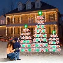 outdoor christmas decorations from walmart holiday decor