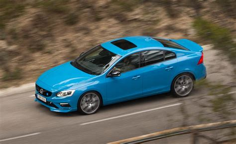 volvo s60r polestar 2017 volvo s60 polestar launched in india at a price of
