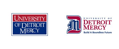 of detroit mercy brand new new logo and identity for detroit mercy