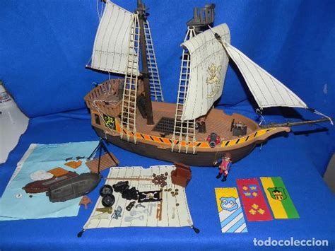 barco pirata playmobil barco pirata playmobil ref 3750 con instrucc comprar