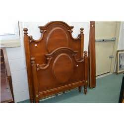 Style Single Headboards by Antique Canadiana Style Single Bed With Headboard