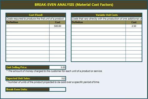analysis templates free word s templates
