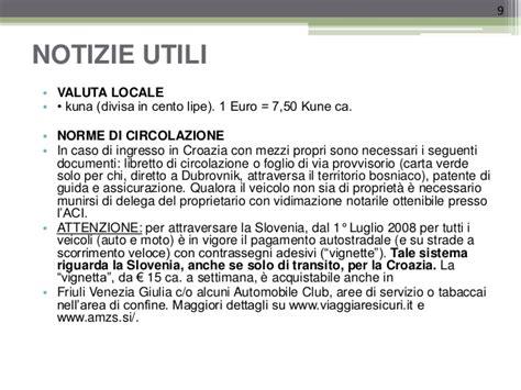 consolato bosniaco manuale di vendita croazia per agenzie di viaggi