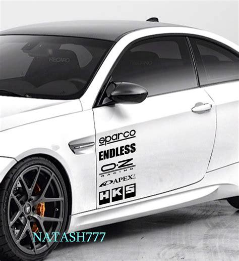 Bmw Design Aufkleber by Racing Sponsors Mazda Sport Car Sponsor Sticker Emblem