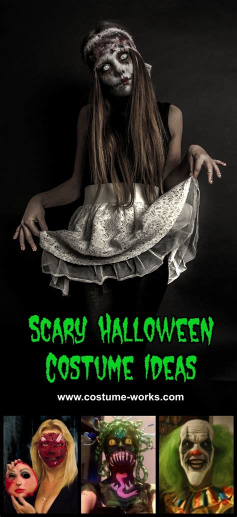 scary halloween costume ideas gruesomely creative costumes