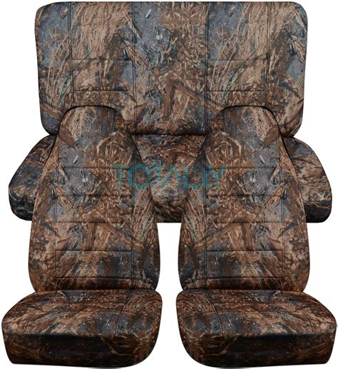 jeep camo jeep wrangler yj tj jk 1987 2017 camo seat covers front
