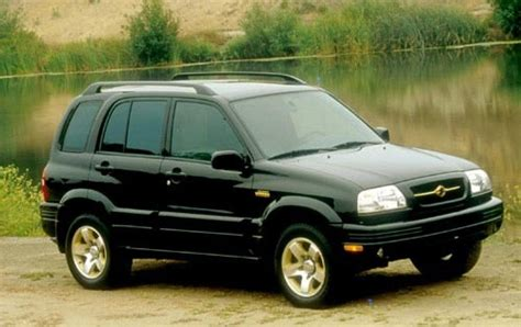 Suzuki Grand Vitara 2000 2000 Suzuki Grand Vitara Information And Photos