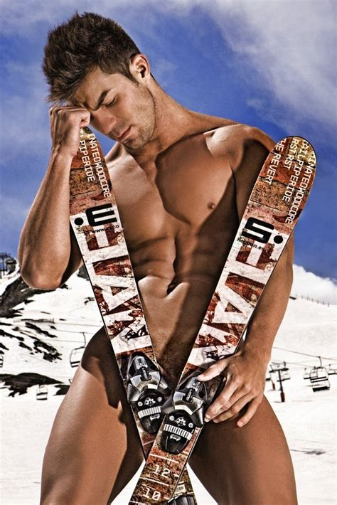 Hot skier guys