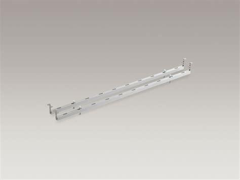 kohler undermount brackets standard plumbing supply product kohler k 5807 na