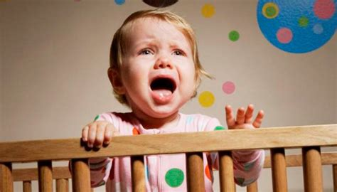 Baby Cries In Crib You Are Never Going To Sleep Again Scary