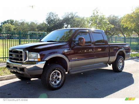Ford F250 King Ranch by 2004 Chestnut Brown Metallic Ford F250 Duty King