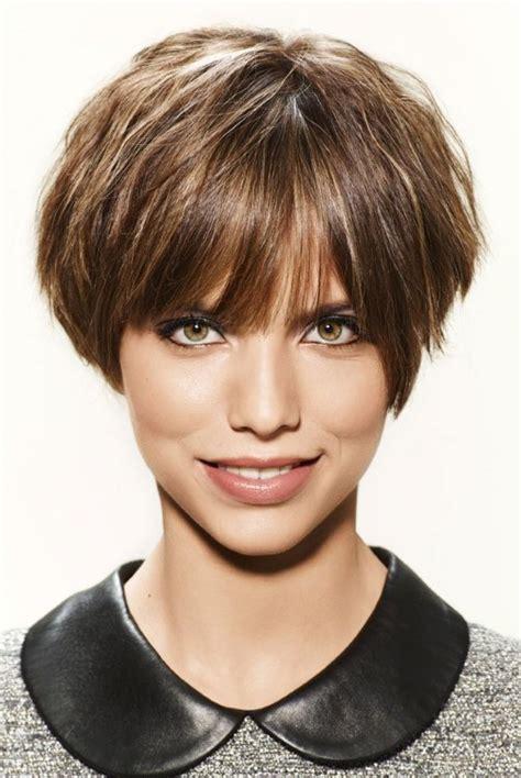 good haircuts for flat hair shaggy bob for thin hair short hairstyle 2013