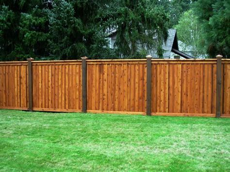 backyard fence styles best 25 types of fences ideas on pinterest privacy